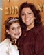 Bat Mitzvh - Mother and Daughter